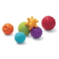 Textured Multi Ball Set (Set of 6)