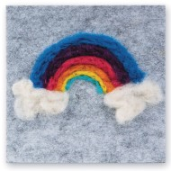 Wool Needle Felting Craft Kit