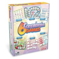Junior Learning 6-Game Set, Comprehension