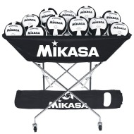 Mikasa® VQ2000 Plus Volleyballs With Cart Pack