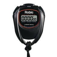 Robic® M429 Water Resistant, 2 Memory, Stopwatch