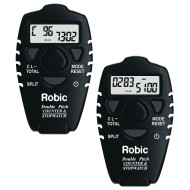 Dual Electronic Tally Counter and Stopwatch