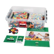 Plus-Plus® Mini 3,600-Piece Mix Tub