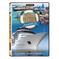 World Cruise Journeys 3 DVD Set