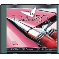 The Fabulous 50's 2-CD Set