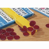 Magnetic Bingo Chips (Tub of 200)