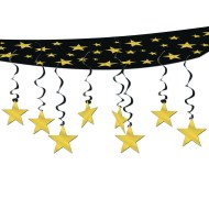 Stars Are Out Ceiling Decor,