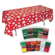 Seasonal Table Cover Value Pack (Set of 12)