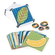 Geo Board and Pattern Cards Set