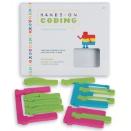 Hands-On Coding 12-Piece Coding Block Set