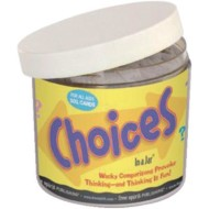 In A Jar®: Choices