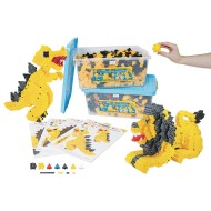 Morphun® Junior Lion & T-Rex Class Project 2374-Piece Set