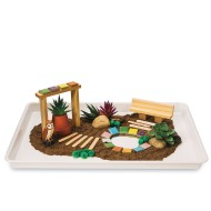 Reflection Pool Sensory Tray Starter Kit