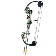 Archery Warrior Compound Bow Set, 26