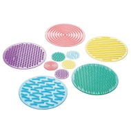Silishapes Sensory Circles Set (Set of 10)