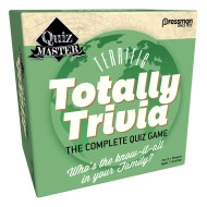 Quiz Master Totally Trivia Game