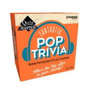 Quiz Master Pop Trivia Game
