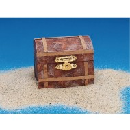 Treasure Chest Craft Kit (Pack of 12)