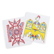 Southwestern Sand Painting Craft Kit (Pack of 50)
