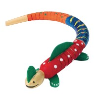 Flexible Wooden Lizard Craft Kit (Pack of 12)