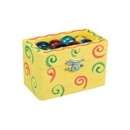 Small Wooden Boxes Craft Kit (Pack of 12)