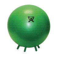 Exercise Ball with Stability Feet 26