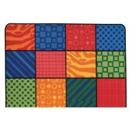 Patterns at Play Value Rug,