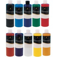 Chromacryl® Acrylic Paint, 16 oz.