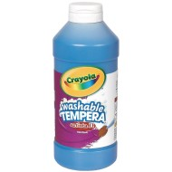 Crayola® Artista II Washable Tempera Paint, 16 oz.