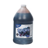 Sugar-Free Grape Sno-Kone® Syrup, Gallon (Case of 4)