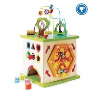 Country Critters Activity Play Cube