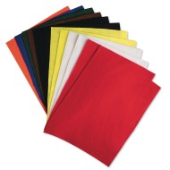 Color Splash!® Felt Sheet Assortment (Pack of 12)