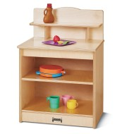 Jonti-Craft® Baltic Birch Toddler Play Cupboard