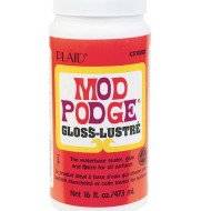 Mod Podge® Decoupage Finish, 16 oz.