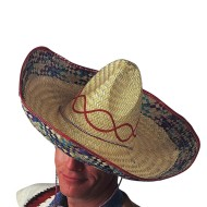 Adult Sombreros Pack (Pack of 12)