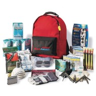 Deluxe 4-Person Emergency Kit (3 Day Backpack)