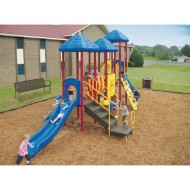 UP & Away Triple Deck Play System,