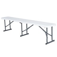 Lifetime® 6' Portable Folding Bench