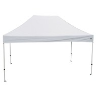 Athena™ 10' x 15' Heavy Duty Aluminum Instant Pop Up Canopy