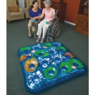 Inflatable Pond Beanbag Toss Game