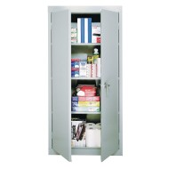 Value Line Storage Cabinet with 3 Shelves
