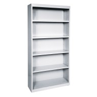 Steel Bookcase, 72