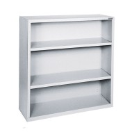 Steel Bookcase, 42