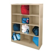 Cubby Storage Organizer, 12 Sections