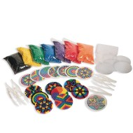 Color Splash!® Mandala Fuse Bead Easy Pack