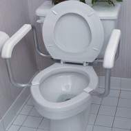 DMI Toilet Safety Arm Supports