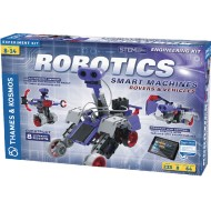 Robotics: Smart Machines Rovers & Vehicles Kit