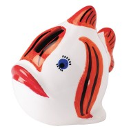 Ceramic Fish Bank Craft Kit (Pack of 12)