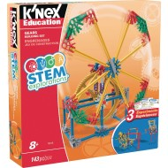 STEM Explorations Gears Building Set (Set of 143)