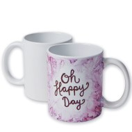 Color-Me™ Glazed Ceramic Mug (Pack of 12)
